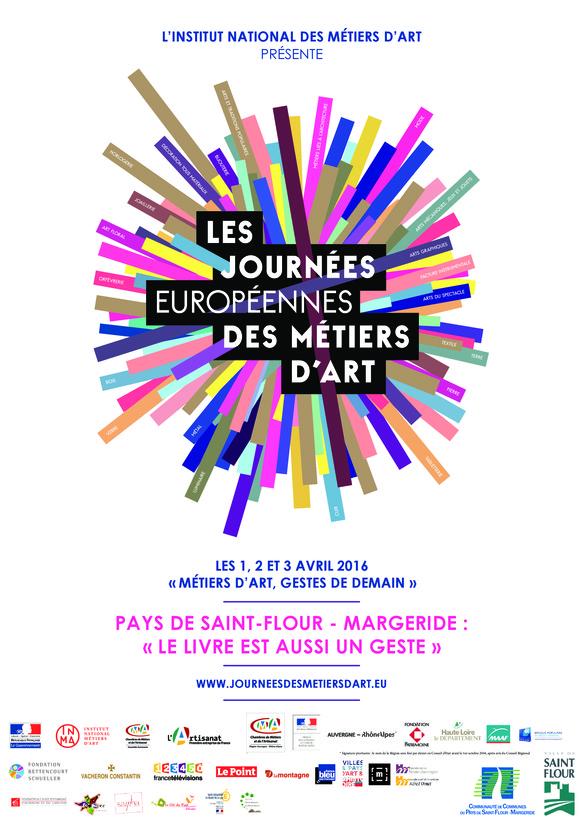 «Les Cahiers de Passerelle» / Journées européennes des métiersd'art